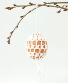 easter egg crochet Pattern.