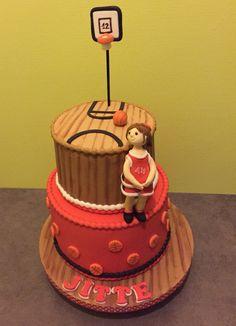 Basketbal cake