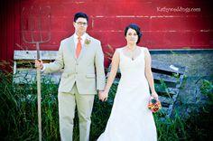Weddings, Strawberry Milk Events, High Point Farm » Kathy Blanchard Photography