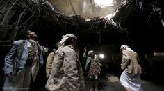 یمن کے مختلف علاقوں پر آل سعود کے وحشیانہ حملے جاری