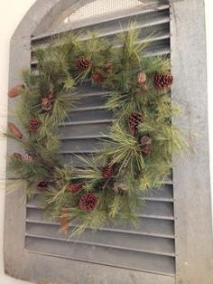 Wreaths: A simple and beautiful touch for the holidays – The Magnolia Mom