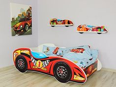TODDLER CHILDREN KIDS BED INCLUDING MATTRESS CAR F1 140x7... https://www.amazon.co.uk/dp/B019Y4G8Z8/ref=cm_sw_r_pi_dp_U_x_RrNVAb8EZDA1P