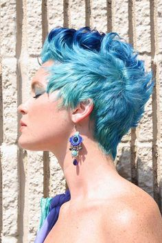 20 Best Punky Short Haircuts | http://www.short-haircut.com/20-best-punky-short-haircuts.html