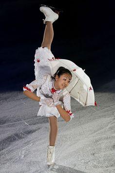 Mao Asada Photos - ISU Grand Prix of Figure Skating NHK Trophy - Day 3 - Zimbio