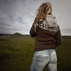 I love a good Icelandic sweater in the fall. So many variations and they are all gorgeous. For those who are sensitive to wool (itchy skin), they can be lined with fleece. sweaters | Rebekka Guðleifsdóttir