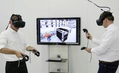 Volkswagen has teamed up with HTC to rollout a new VR training, collaboration and simulation platform on the Vive headset.