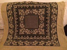 Cross Stitching, Cross Stitch Embroidery, Stitch Design, Blackwork, Needlepoint, Cross Stitch Patterns, Diy And Crafts, Applique, Tapestry