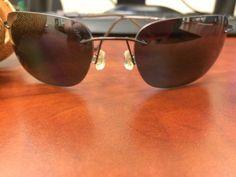 920d1cb1703c5 awesome Maui Jim Kapalua Titanium Polarized Sunglasses MJ 502-02 With Case  Sunglasses Outlet