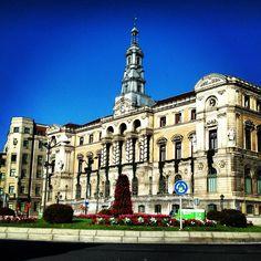 Basque Country, Bizkaia, Bilbao, City Hall