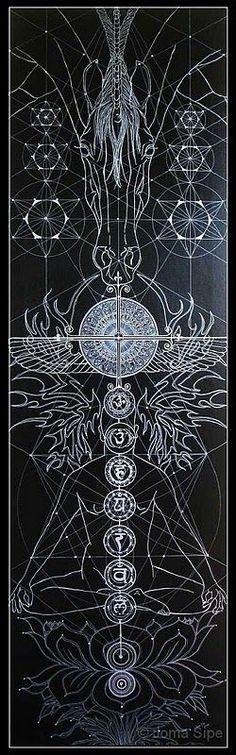 Joma Sipe / Sacred Geometry <3