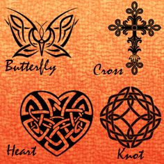 Celtic tattoos for women