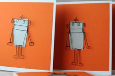 Fun Handmade Cards from Fold