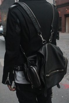 I want that backpack.