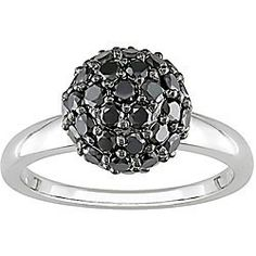 Black Diamonds! jewelry jewellery
