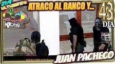 POP LIFE 4 Arma 3 #43 ATRACO AL BANCO Y... Gameplay Español 21:9