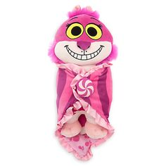 Disney's Babies Cheshire Cat Plush with Blanket - Small - 10''