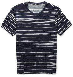 http://www.mrporter.com/en-us/mens/club_monaco/striped-cotton-t-shirt/532610