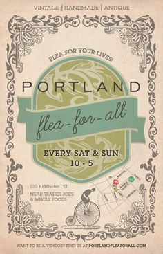 Portland Flea-for-All | Portland Maine's Year-Round Flea Market. Sunday's 10-5