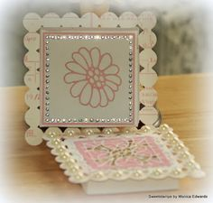 SweetStamps Challenge 5/28/13 ; DT Flowers Monica- Inside