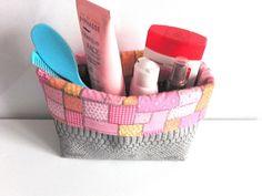 vide poche ou pochon ou corbeille pour chambre bébé , salle de bains, salon, atelier ou autre. : Accessoires de maison par doudous-mad-in-toudou