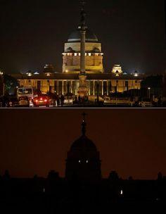 World landmarks go dark as Earth Hour highlights the need for sustainable energy