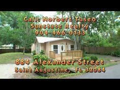 884 Alexander St., St. Augustine, FL  32084 - http://jacksonvilleflrealestate.co/jax/884-alexander-st-st-augustine-fl-32084/