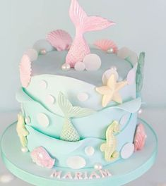 Cake Wrecks - Home Kuchen Wracks - Home Mermaid Birthday Cakes, Cute Birthday Cakes, Mermaid Cakes, Girls 2nd Birthday Cake, Kids Birthday Themes, Cake Wrecks, Sirenita Cake, Bolo Diy, Gateau Baby Shower