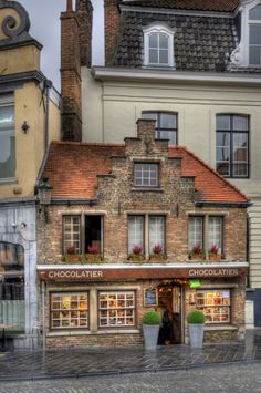 Delightful shop in Ghent, a city and a municipality located in the Flemish region of Belgium.