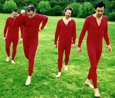 The quietly cool Guster. I don't really get the onesies, but they're really good.