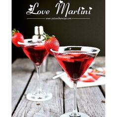 Valentine's Day- Love Martini