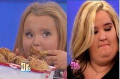 """Honey Boo Boo Was Called """"Obese"""" And Given A Food Intervention On """"The Doctors"""" - http://marketing-data.biz/advices/honey-boo-boo-was-called-obese-and-given-a-food-intervention-on-the-doctors/"""