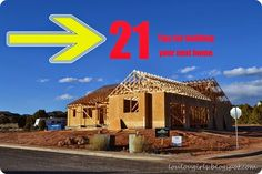 Lou  Lou  girls : 21 Things to Consider When Building a House!