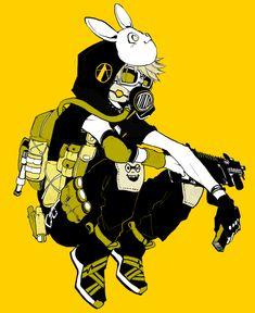 """【オリジナル】""""集合させました26"""" / Illustration by """"あさ"""" [pixiv] Character Concept, Character Art, Arte Grunge, Arte Cyberpunk, Anime Poses Reference, Image Manga, Samurai Art, Cute Anime Guys, Animes Wallpapers"""