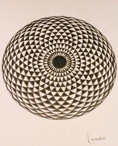 Geometric drawing 02