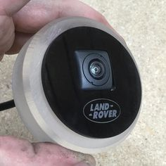 Spare tire mounted back up camera. This replaces the center cap on the Defender 110.  #landroverdefender #landrover #defender #defender110 #defender90 #epilog #epiloglaser #msfabarmy #alpine #alpinerestyle #backupcamera #backupcam #define #caraudio #caraudio411 #caraudiofab #designengineerfabricate #fabrication #fabnation by define_concepts Spare tire mounted back up camera. This replaces the center cap on the Defender 110.  #landroverdefender #landrover #defender #defender110 #defender90…