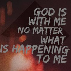 Can you trust God even when you don't see Him moving?