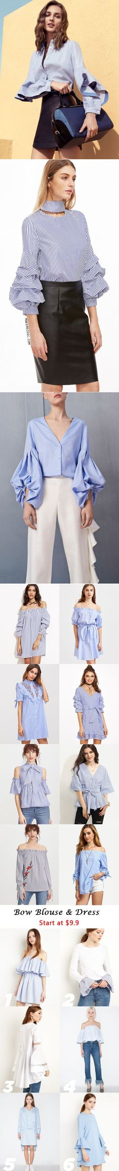 Блузки - рубашки: идеи / Тенденции / ВТОРАЯ УЛИЦА