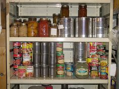 How To Start a Food Storage Plan On $10 A Week