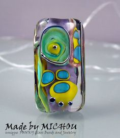 Modern Art Glass by Michou P. Anderson