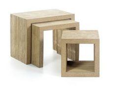 Tables gigognes - Tous les fabricants de larchitecture et du design - Vidéos