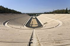 Panathenaic Stadium - Athens Greece Destinations