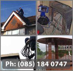 We clean chimneys, perform chimney CCTV surveys and fit chimney cowls in Limerick City Chimney Cowls, Limerick City, Chimney Sweep
