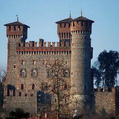 Montichiari - The Castle, Lombardy, Italy | by mira9458