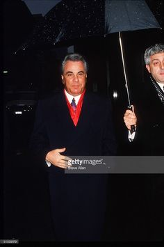 Mafia Boss John Gotti, Aka 'The Dapper Don,' Walks January 10, 1990 In New York City. Doctors At The Federal Prison Hospital In Springfield, Mo., Announced On June 6, 2001 That Gotti Was Losing His Battle With Throat Cancer And Was Expected To Die In The Coming Weeks.