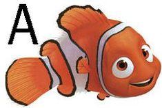 Alfabeto de Nemo.