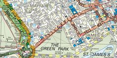 To live in Mayfair, near green park
