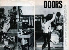 Jim Morrison & The Doors