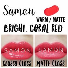 Samon LipSense. I would love to be your LipSense girl. Independent Distributor #400474. Join my Facebook group by clicking link in my profile.