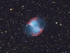 M27, The Dumbbell Nebula  from lightclad