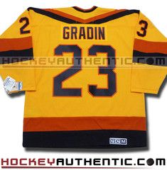 e0a2006ba Thomas Gradin Vancouver Canucks 1989 CCM vintage jersey. Vintage JerseysVancouver  CanucksHockeyNhl ...